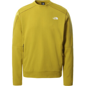 The North Face Lightning Pullover Men, matcha green heather